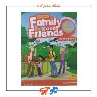 کتاب فمیلی اند فرندز ویرایش دوم Family and Friends 2nd 4