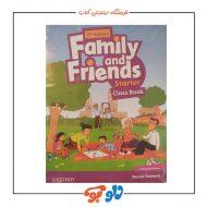 کتاب Family and Friends 2nd Starter